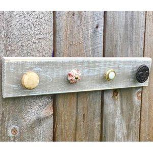 Handmade Knob Jewelry Holder/ Jewelry Hanger